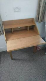 Writing bureau / drawing desk