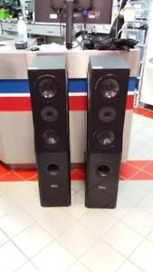 Divnchi Tower Speaker Pair. We Buy and Sell Used Speakers! (#45883) AT819477