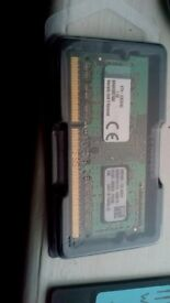 4G DDR3 memory Kingstone VGC check picture