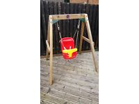 Plumplay Outdoor Baby Swing