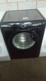 BLACK HOOVER 8+5KG WASHER DRYER BUILT IN WITH 3 MONTHS GUARANTEE
