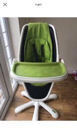 Loop high chair