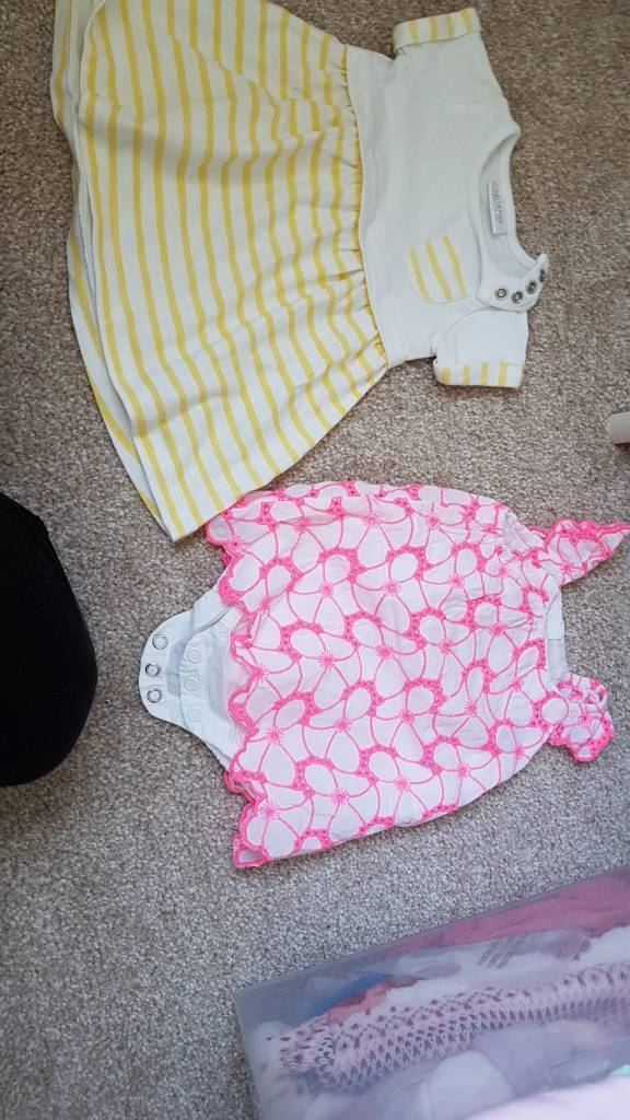 Next summer bundle tiny baby and first size