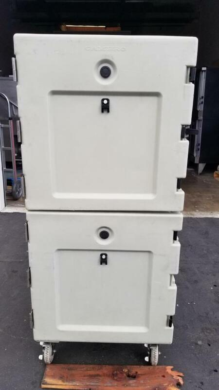 Cambro CMB1826 Camtherm holding cabinet on Casters Catering