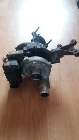 Good used ford turbo with mounts and actuator