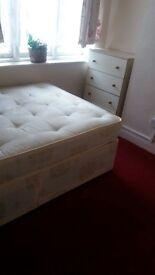 1 double bedroom in cheshunt £130pw