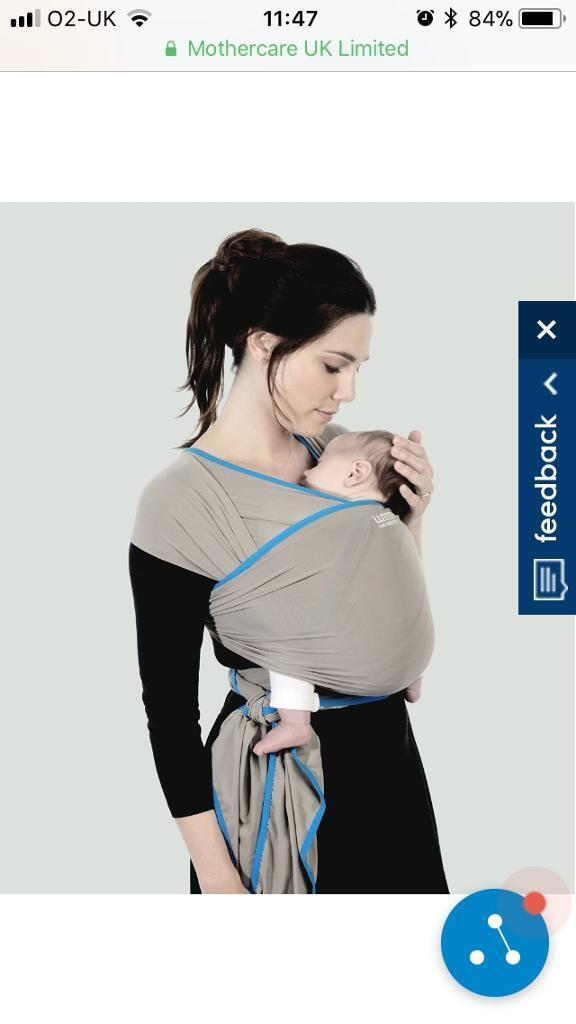 f15d39080ce Baby sling  carrier