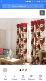 Curtains George
