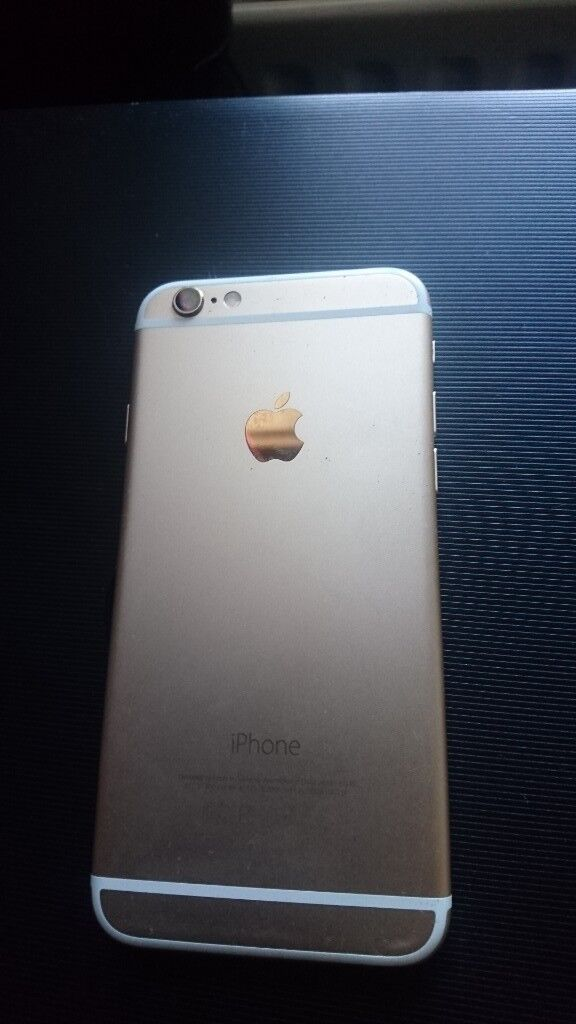 best cheap 7b83c 7ca11 Iphone 6 16gb gold, needs new screen(£12,ebay) | in Liverpool, Merseyside |  Gumtree