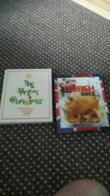 Cook books x2