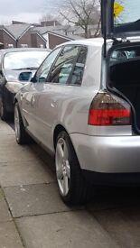 Audi A3 1.8 turbo full mot mint 1 owner full history 3 keys
