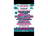 SOUTHBEATS FESTIVAL TICKETS X 2