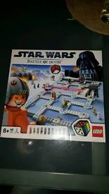 Lego Star Wars - Battle Of Hoth Game