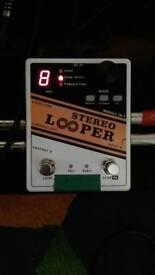 Amoon stereo looper (EHX 720 clone)
