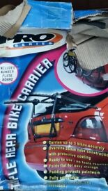 Bike carrier/rack
