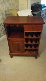 Drinks cabinet side board up cycle restoration