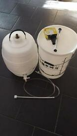 Home brew kit.