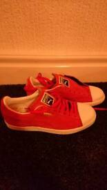 Puma suede brand new with box size 9