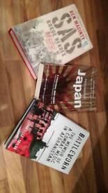 Military non fiction books