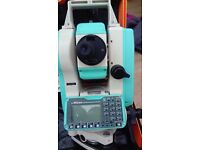 nikkon total station