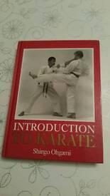 Introduction to Karate by Shingo Ohgami