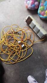 Caravan cable