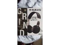Skullcandy Grind Wireless, Brand New Still Sealed