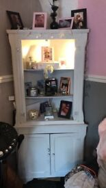 Shabby sheek display unit