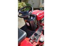 Westwood ride on lawn tractor with grass collector and sweeper. . S1300. Excellent condition