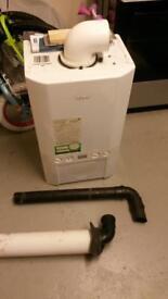 ideal logic boiler
