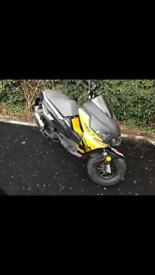 BENELLI 49X MOPED 70CC REG AS 49 motorbike pitbike dirt bike 125