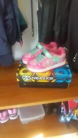 Size 12 heeleys
