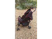 Hauck lightweight sport buggy / stroller