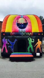 Bouncy castle hire from as little as £35