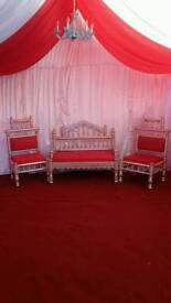 Wedding stage for hire