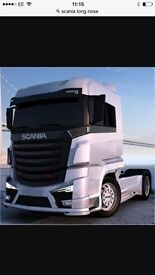 HGV CLASS 1 or 2 DRIVER LOOKING FOR WEEKEND WORK.