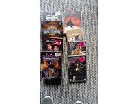 For sale collection of wwe dvds
