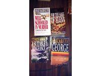 Elizabeth George paperbacks