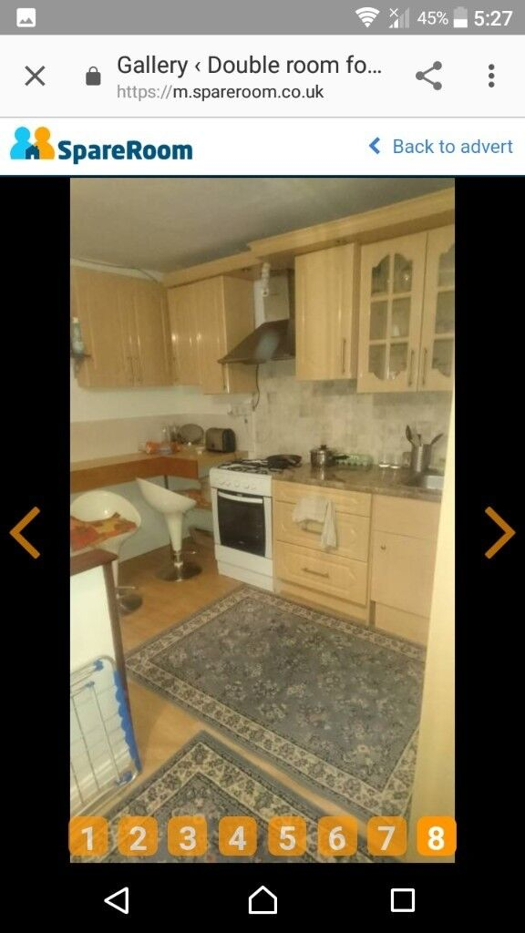 Double room for rent in kingston
