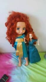 2x miridah dolls