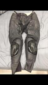 REV'IT motorbike trousers