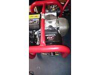 Honda air compressor petrol engine
