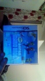 super mario bros ds game