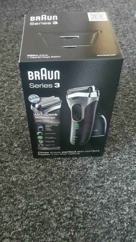 Braun series 3 mens razor