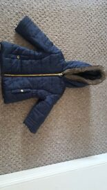 Girls coat 6-9 months old