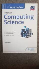 How to Pass - National 5 Computing Science Textbook