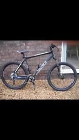 Carrera Vengeance 27.5 it's in very very good condition all gears work
