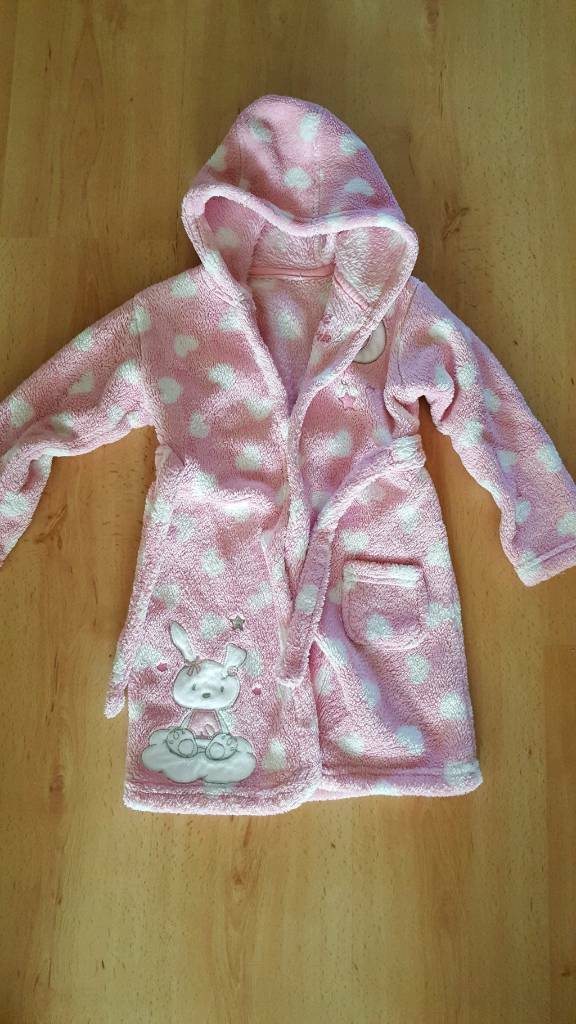 Girls dressing gown age 18 - 24 months | in Swindon, Wiltshire | Gumtree