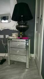 Mark Spencer's 2 bedside cabinets & CHEST DRAWS
