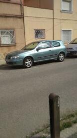 Nissan Almera '2000 - 3D - 1.5 Petrol - LEFT-hard-drive - Spanish license plates